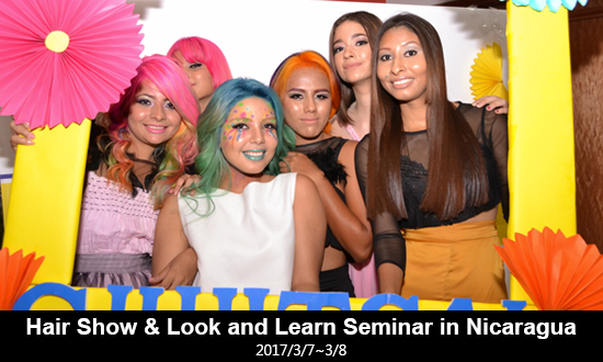 Hair Show & Look and Learn Seminar in