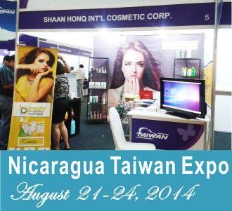 Nicaragua Taiwan Expo 2014